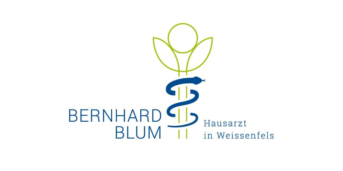 Hausarzt-Weissenfels-Blum-Logo-bg